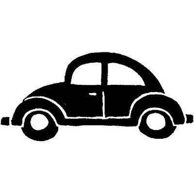 Tampon de caoutchouc voiture - 25 mm - Code 2561