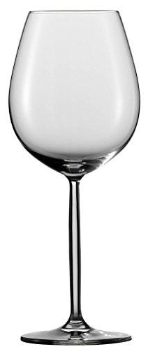 Schott Zwiesel Diva Rode Wijn/Waterglas, Twin Pack