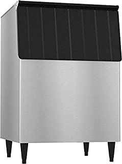 Hoshizaki B-500SF, 500 lbs of Ice Storage, Stainless Steel Exterior