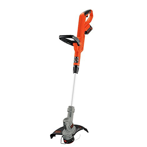 New BLACK+DECKER LST300 12-Inch Lithium Trimmer and Edger, 20-Volt