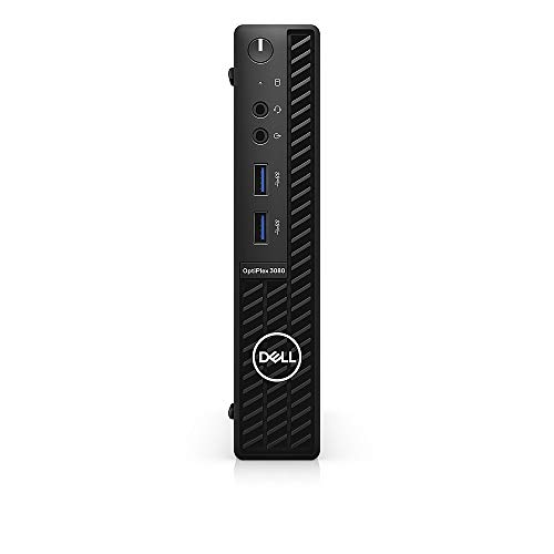2021 Newest Dell OptiPlex 3080 Micro Form Factor Business Desktop, Intel Core i5-10500T, 16GB DDR4 RAM, 512GB SSD, WiFi, HDMI, Bluetooth, Wired Keyboard&Mouse, Windows 10 Pro. Buy it now for 779.00