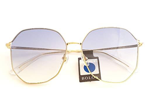 Bolon BL7119 A62 - Gafas de sol para mujer dorado 58