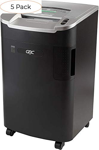 Read About GBC Paper Shredder, Jam Free, 12 Sheet Capacity, Micro-Cut, 20+ Users, LM12-30 (1770055) ...