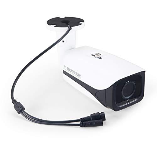 Yangeryang. Indoor-Überwachungskamera 651EH2 / IP PoE-Zoom (Leistung Über Ethernet) 1080p H.265 HD 4 X Optischer Zoom Und 2,8-12mm AF-Objektiv IP66 Wasserdicht, Unterstützung IR Nachtsicht