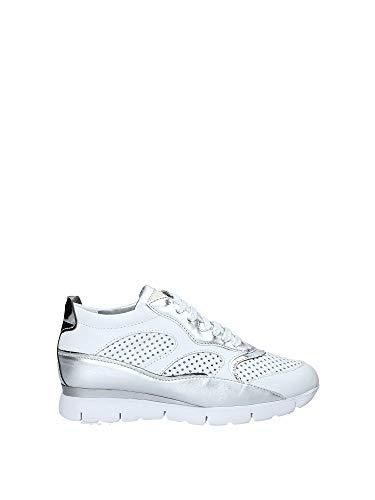 The flexx B172_43 Zapatos Mujeres Blanco 40