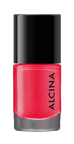 Alcina Ultimate Nail Colour marsala 060 10 ml Nagellack für intensive Farbbrillanz mit hoher Deckkraft