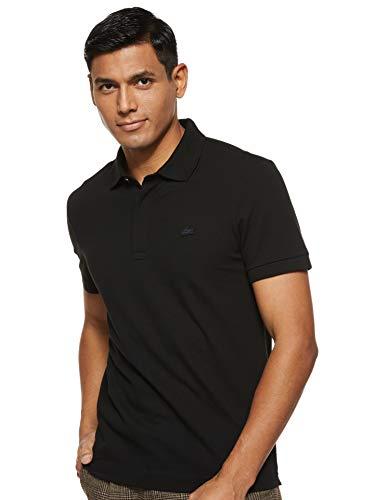 Lacoste Herren PH5522 Poloshirt, Schwarz (Noir), Medium