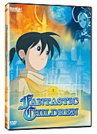 Fantastic children, vol. 1 [inclus un livret de 8 pages