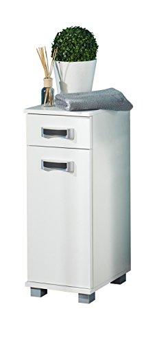 Schildmeyer Cadiz 119742 Unterschrank, 30 x 75 x 32,5 cm, weiß
