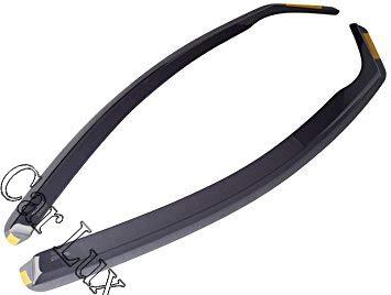 Car Lux AR01193 windscherm voor de voorruit, winddicht, voor 107 vanaf 2004