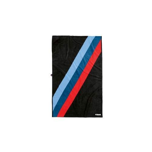 BMW M Motorsport Handtuch schwarz