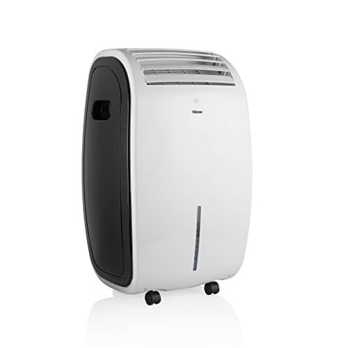 Tristar Oszillierender Ventilator, Timerfunktion von 05, bis 7,5 Std, Fernbedienung, Leistung 45 Watt, Weiß