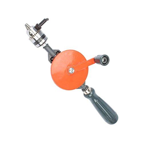 Doppelritzel Handbohrer 310x82x70mm