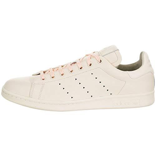 Adidas X Pharrell Williams Stan Smith - Zapatos informales para hombre, Rosa (Tinte crudo/Crema Blanco), 44 EU