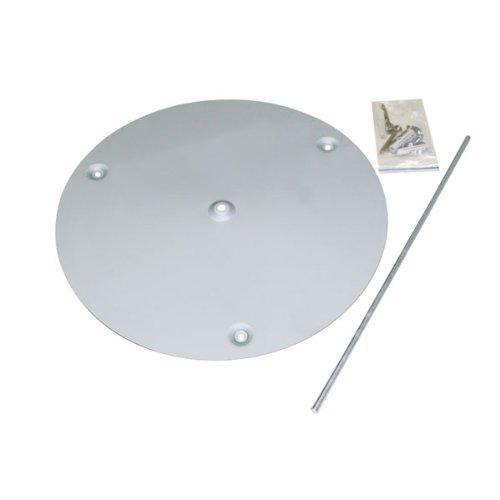TKG Diabolo Bodenronde Nachrüstsatz für den Diabolo Standascher Material: Stahl, feuerverzinkt š 35,0 cm