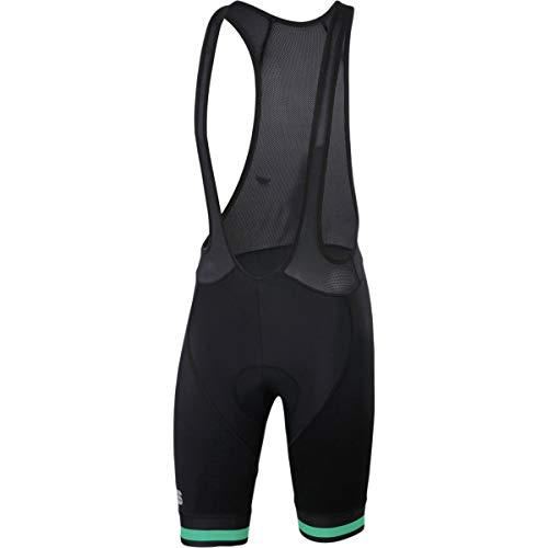 Sportful Culotte Bodyfit Team Classic Bib Negro/Bora-L