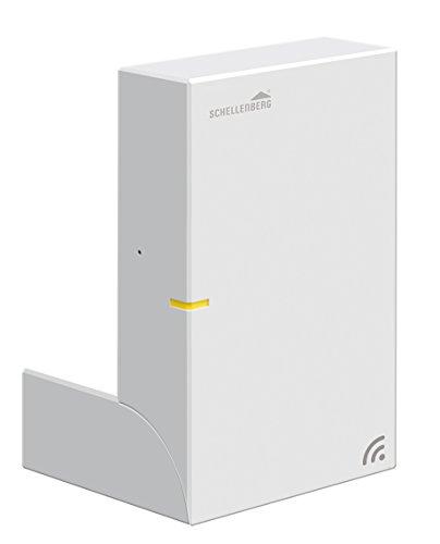 Schellenberg 21000 Smart Home Zentrale SH1 | Datensichere Haussteuerung | Smart Home Gateway zur Heimautomatisierung | Smarthome Zentrale | Smarthome Rolladensteuerung uvm. mit Smarthome App