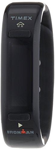 Timex Unisex-Erwachsene Activity Bänder Ironman Move X20 Midsize, schwarz, STANDARD