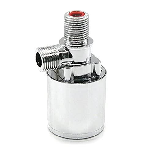 VEILTRON Sensores automáticos de Flujo de Agua, Control de Nivel de Agua, Tanque de Agua, Mejora del Interruptor de Flotador Tradicional (Entrada Superior/Entrada Lateral)