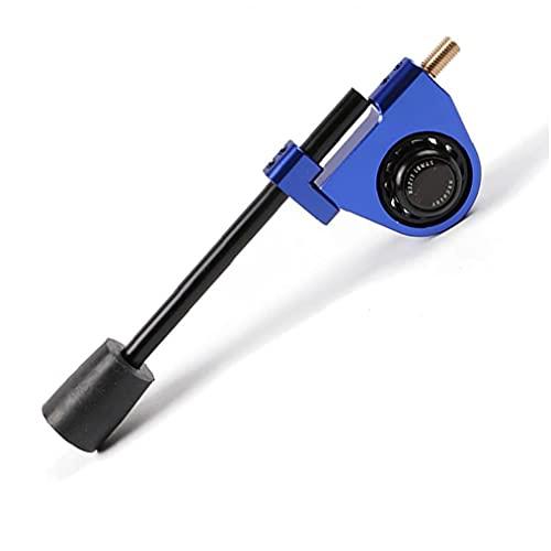 Cadena de Tiro con Arco Decelerador Kit de Longitud Ajustable Cadena supresor de Parada con Amortiguador para el Compuesto de Tiro con Arco de Caza