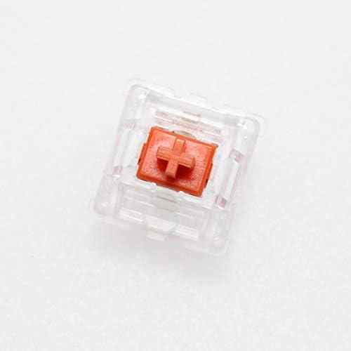 Everglide Amber Orange switch