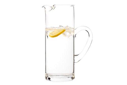 Diamante Jarra Agua Cilíndrica Maxwell & Williams Transparente 1.5L