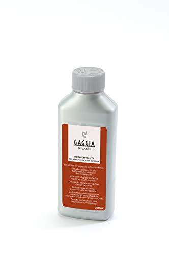 Gaggia RI9111/60 21001681 Soluzione Decalcificante, Flacone da 250 ml, 1000 W, Nero