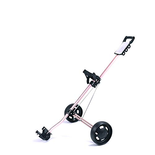 Lichtgewicht Golf Charter Car Two-Wheel Golf Cart Supplies Two-Wheel Charter Car robuuste aluminium beugel