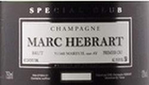 Champagne Special Club Brut 1er Cru Magnum 1,5 l - 2012 - Hebrart Marc