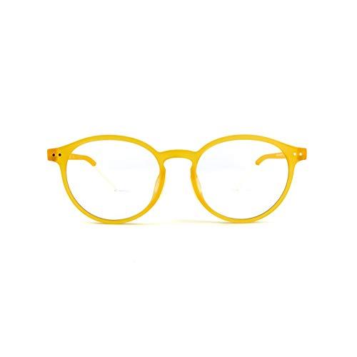 Lentes Ópticos Bacalar con Bluelight (Amarillo)