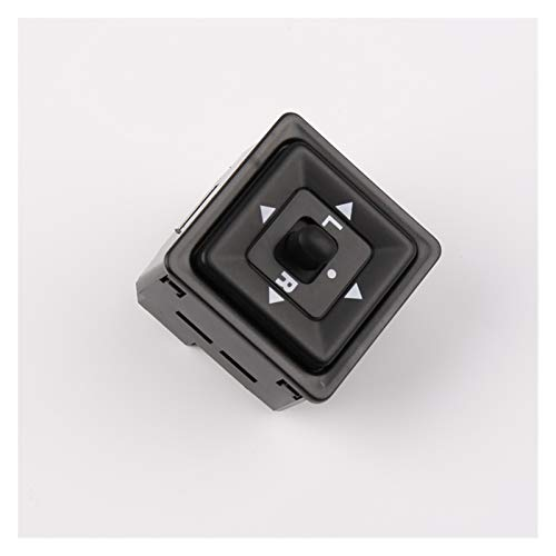 SUJIE Interruptor de Control del Espejo Benekar Lateral retrovisor de Espejo Mirador Compatible con Mitsubishi Pajero Montero V31 V32 V33 V43 El plastico