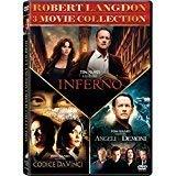 Robert Langdon 3-Movie Set (The Da Vinci Code/Angels & Demons/Inferno) [並行輸入品]