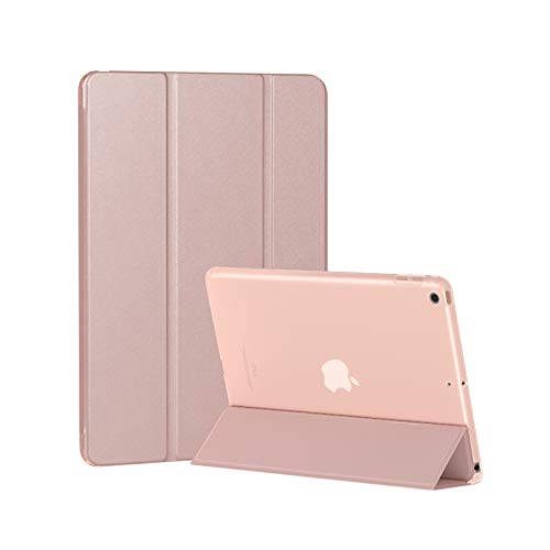 """SmartDevil Custodia per iPad Air 1a Generazione 9.7"""" 2013, Sottile Antiurto Cover per iPad Air 1 con Funzione di Supporto e Auto Svegliati/Sonno, Magnetico Cover per iPad Air A1474 A1475 A1476"""