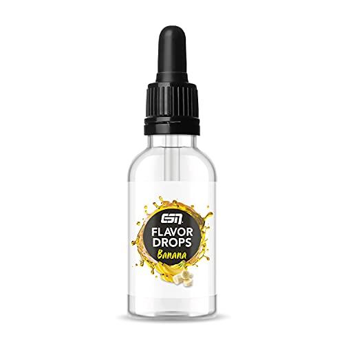 ESN Flavor Drops, 50ml, Banana, Aromasystem