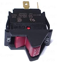 On / Off Locking Rocker Switch (2 pieces)
