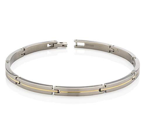 Boccia Titan Damenarmband 03017-02