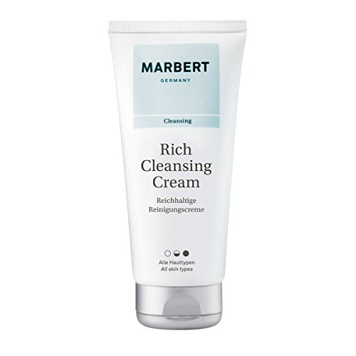 Marbert Rich Cleansing Cream, 1er Pack (1 x 100 ml)