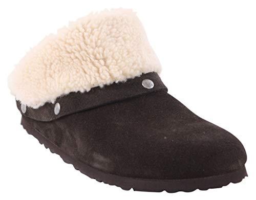 BIRKENSTOCK KAPRUN TEDDY CUFF SLIM Sandale 2019 teddy mocca, 40