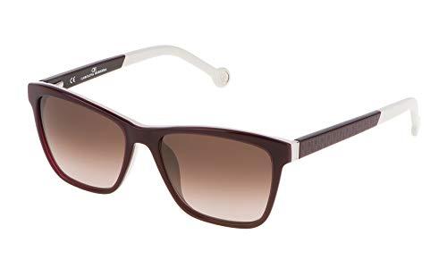 Carolina Herrera SHE646530VSG Gafas de sol, Morado, 53 para Mujer