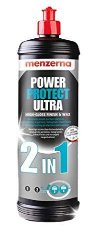 menzerna Power Protect Ultra, 2in1, silikonfreie Lackversiegelung Versiegelung 1 Liter