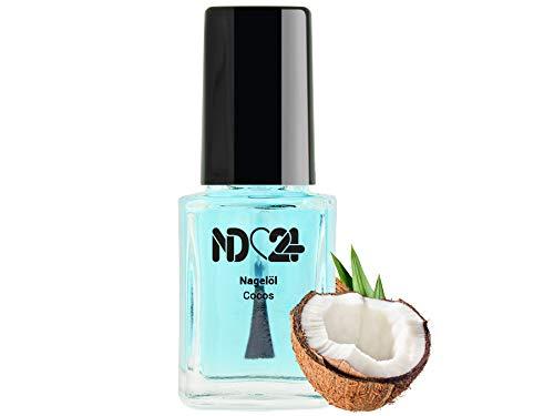 Nagel Pflege Öl Pinselflasche Cocos - 12ml