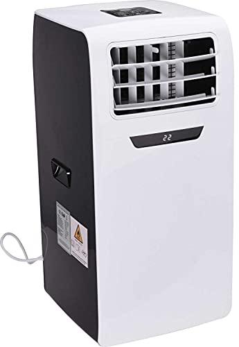 made2trade Excellent Electrics - Climatizzatore mobile con tubo - EEK: A - funzione timer 24h - telecomando - modalità notturna - Display LED - 2600W