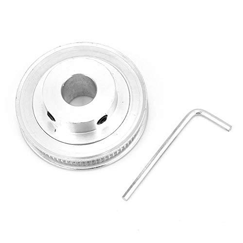 Tarente Zahnriemenrad Bohrung, 2GT 80 Teeth Zahnriemenrad Bohrung 5/8/10/12 / 14mm kompatibel mit 6 mm Breiten Zahnriemen (5 mm)