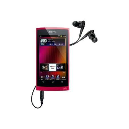SONY ウォークマン Zシリーズ 16GB レッド NW-Z1050/R