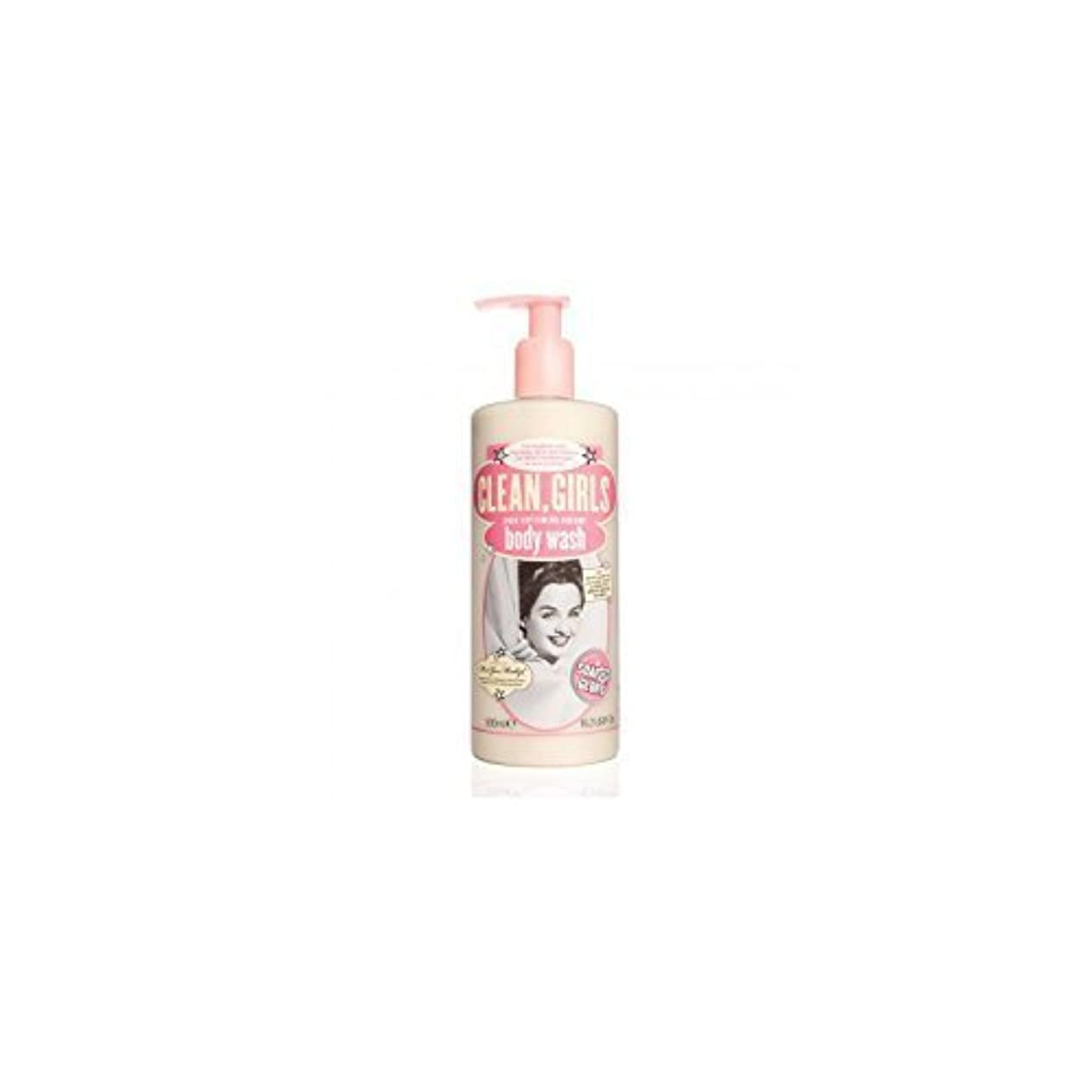予報珍味処方Soap & Glory Clean Girls Body Wash 500ml by Trifing