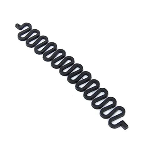 1PC French Hair Styling Clip Stick Bun Maker Braid Tool Hair Accessories Twist Plait Hair Braiding Tool For Women Girls(Black)