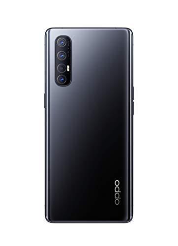 OPPO Find X2 Neo Smartphone débloqué 5G/4G - 256 Go - 12 Go de RAM -Batterie 4025 mAh avec Technologie de Charge Rapide VOOC 4.0 - USB-C - Android 10 - Téléphone Portable Noir Lunaire