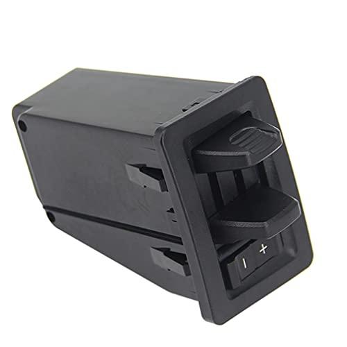 Veemoon Módulo de Controlador de Freno de Remolque en El Tablero Conjunto de Interruptor de Control de Freno de Remolque para Módulo de Controlador de Freno de Coche