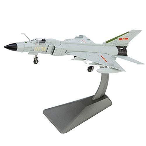 X-Toy 1/72 della Scala del Modello dei Velivoli, Militare Cinese J-8B Fighter Modello, Adulto Collectibles E Regali, 11.7Inch X 5,1 inch