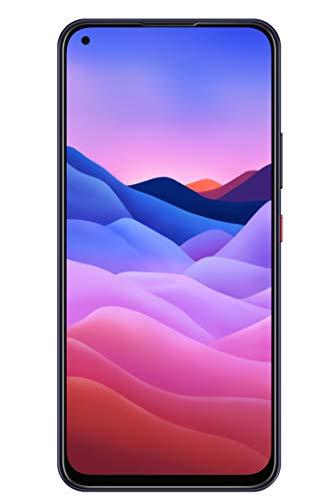 ZTE Smartphone Blade V2020 (16,59 cm (6,53 Zoll) TFT Display, 4GB RAM und 128GB interner Speicher, 48MP Haupt-Kamera, 16MP Front-Kamera , Dual-SIM, Android Q) schwarz